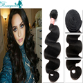 Peruvian Body Wave 3 Bundles 100% Unprocessed 7A Peruvian Virgin Hair Body Wave Human Hair Bundles Rosa Queen Hair Products