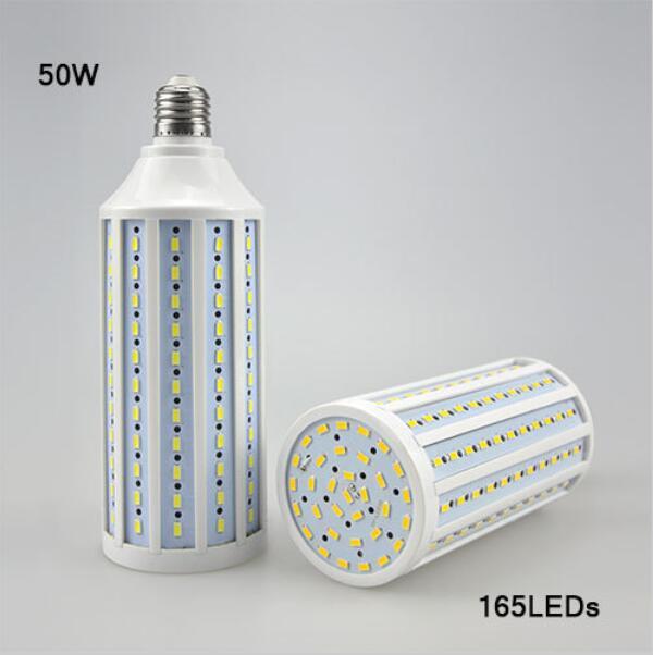 Super Bright 50W 60W 80W LED Lamp E27 B22 E40 E26 110V/220V Lampada Corn Bulbs Pendant Lighting Chandelier Ceiling Spot Light