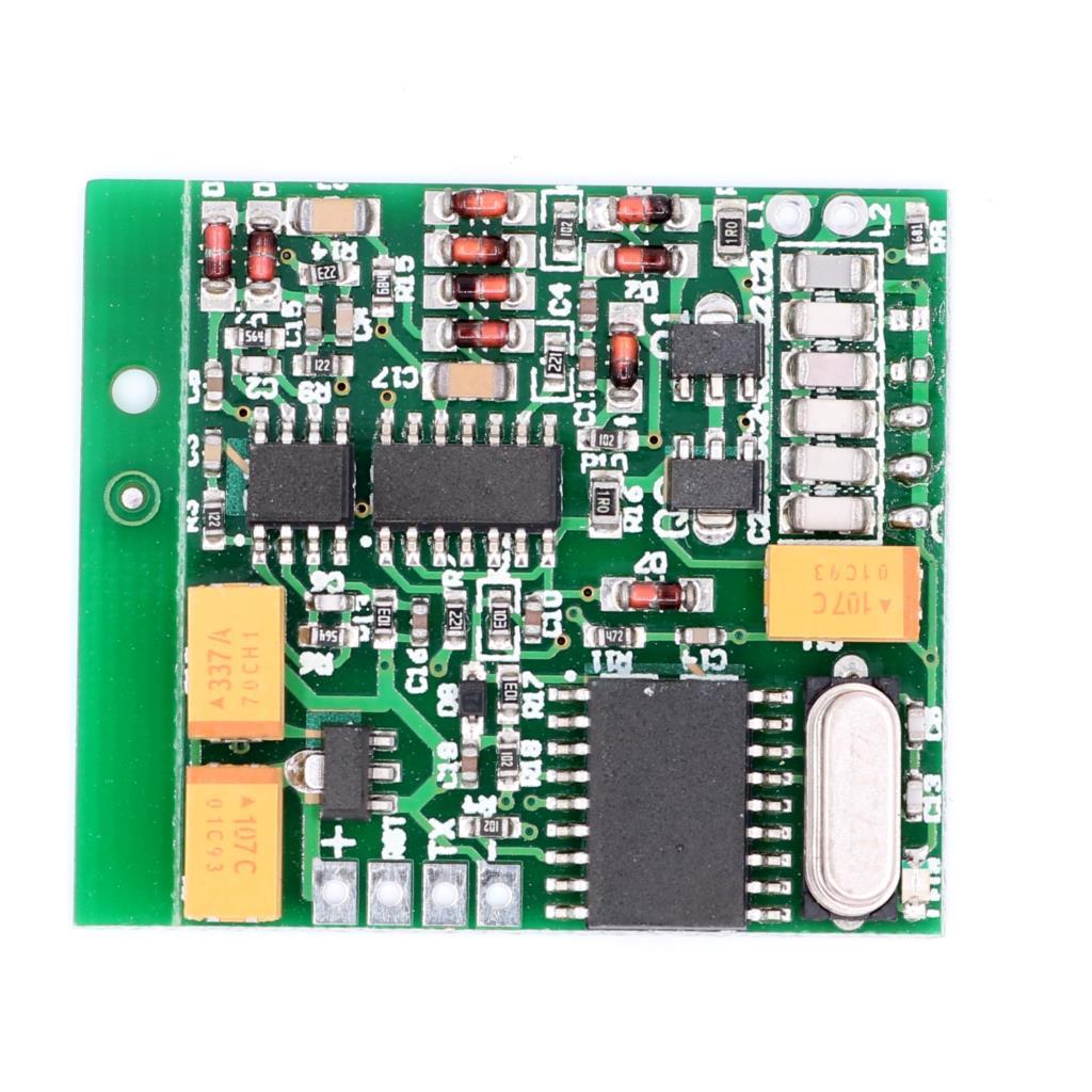 10PCS 9V RFID 134.2K Long Distance Long Range AGV Animal Tag Reader Module TTL Interface ISO11784/85 FDX-B FDXB