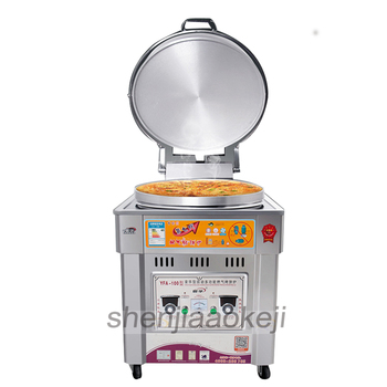 商業ガススコーンベーキングパンガスストーブガスパンケーキマシン/醤油ベーキングパン/スコーン機 YFA-100
