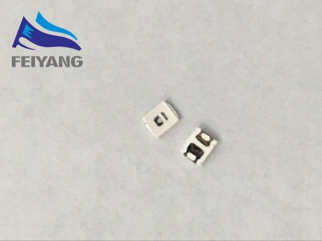1000 יח\חבילה SMD LED 2835 מנורת חרוזים להדגיש 0.2W כתום אמבר אור דיודה
