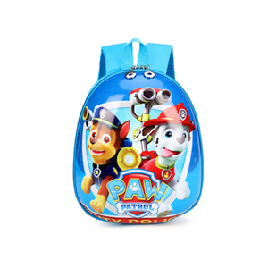 Image 2 - Paw Patrol dog Big Capacity Backpack Anti lost Easy to clean Rope Travel Essential Harmless Cartoon Children Action Figures Gift