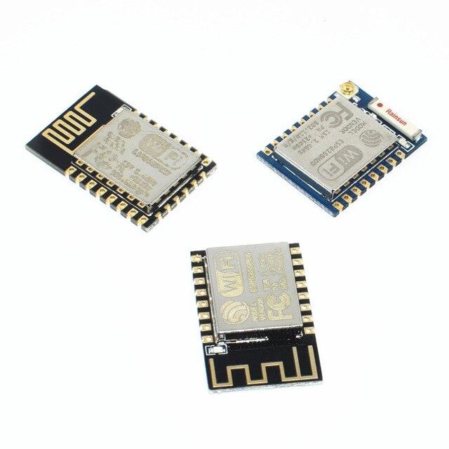 New version ESP-07 ESP-12E ESP-12F (replace ESP-12) ESP8266 remote serial Port WIFI wireless module intelligent housing system