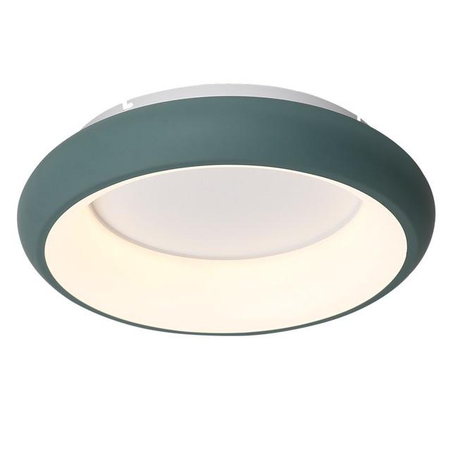 NEW Simple modern master bedroom ceiling lamp creative personality art restaurant cafe bar corridor macarons ceiling light