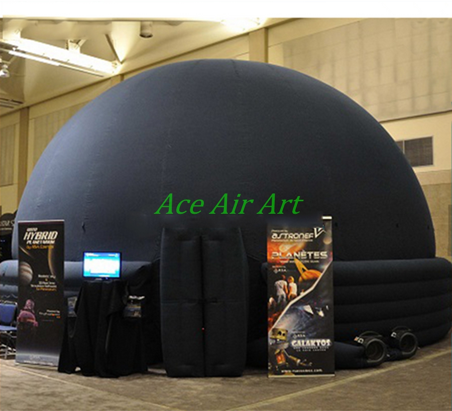 High Quality Inflatable Planetarium Projection Dome Tent for Sale