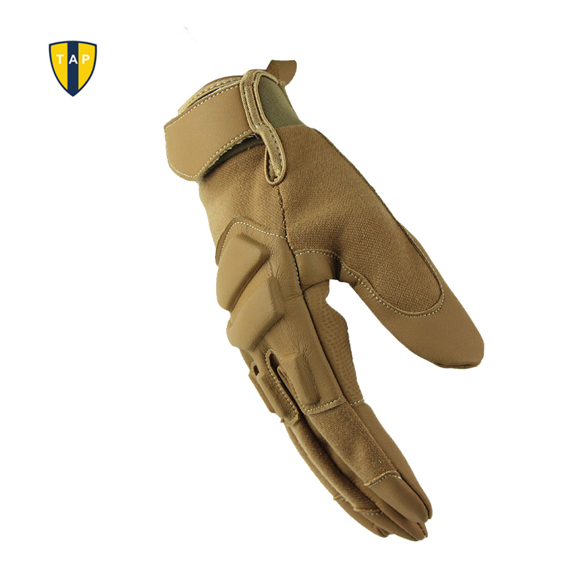 Motorcycle Racing Gloves Tactical Motor Sports Military Army Leather - Sportswear and Accessories - Photo 4