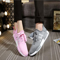 New Spring Summer Men Casual Shoes Flat Shoes chaussure homme Korean Breathable Air Mesh Men Shoes Zapatos Hombre