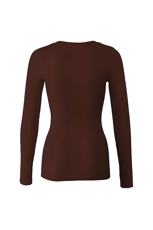 19 Piece Women s Basic Neck Warm Soft T Shirt Broadcloth High Street Animal 90s Cotton