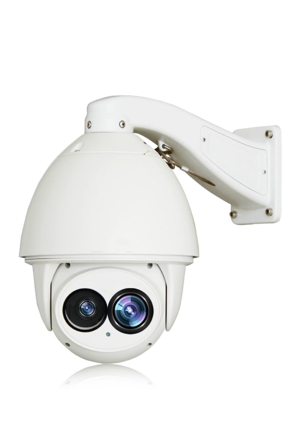 30X Optical Zoom Laser IP laser speed Dome auto tracking CCTV HD 1080P 2MP IR 500M