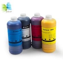 WINNERJET 1000ml * BK C M Y Ink For HP10/11 Water Based Pigment HP Designjet 100