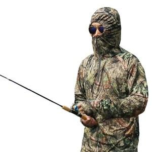 Men Fishing Clothing Breathabl