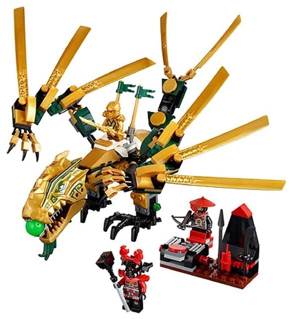 toys for children china brand 9793 self locking bricks compatible with lego ninjago the golden - Lego Ninjago