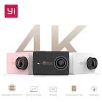 YI 4K Action Camera International Version Ambarella A9SE Cortex A9 ARM 12MP CMOS 2 19 155