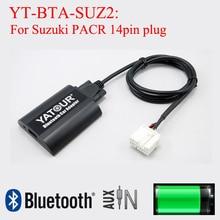 Yatour Bluetooth adapter MP3 digital music adapter for Suzuki PACR 14pin plug radios