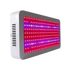 780 Вт Привело Светать Полный Спектр 260 светодиодов 85-265 В Висячие Комплект Для Растений Вег Парниковых Гидропоника расти Свет