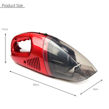 60W Cordless Mini Portable Vacuum Cleaner For Car Dry Wet Handheld Super Suction Dust Collector Cleaning