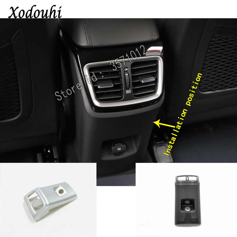 For Hyundai Tucson 2019-2020 Interior Side Air Condition Vent Outlet Cover Trim