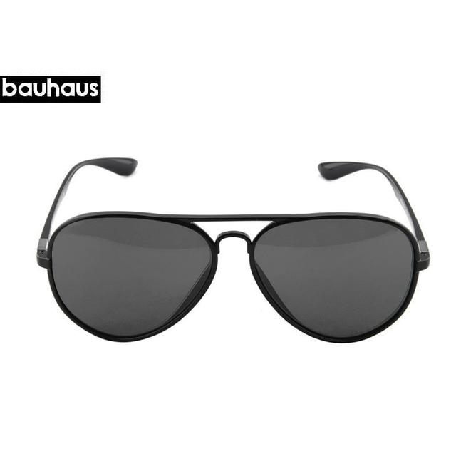 9464b3a373f bauhaus Men Polarized Sunglasses Classic Women Retro Shades Brand Designer Eyewear  Accessories Driving Sun Glasses UV