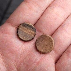 Image 3 - 16mm Wooden Wood Soft Shutter Release Button For Fuji Fujifilm X100F XE3 XT2 XT30 XT20 FujiFilm XT20 X T2