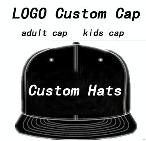 Men Custom Hat Baseball Caps LOGO Embroidery Snapback Cap Customized Hats Hip Hop Mujer Bone Streetwear  Masculino Wholesale
