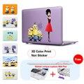 Алые Излишним Миньон Чехол Для Apple Macbook Pro 13 Дело Воздуха 11 Pro 13 Retina 12 13 15 Сумка Для Ноутбука Для Macbook Air Pro крышка