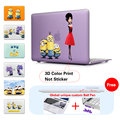 Scarlet Overkill Minion Case For Apple Macbook Pro 13 Case Air 11 Pro 13 Retina 12 13 15 Laptop Bag For Macbook Air Pro Cover