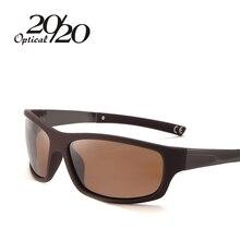 Sunglasses Men Brand Designer Fashion Polarized Night Driving Enhanced Light anti-glare Glasses