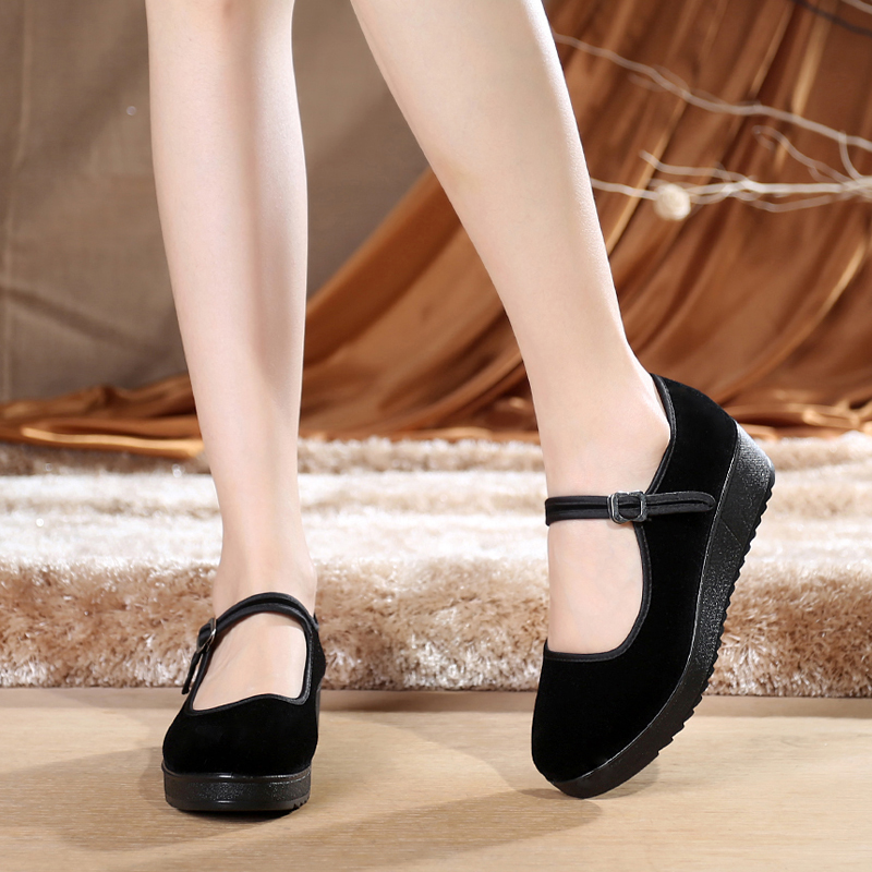 Pour or Anti Chaussures B3127 clair gris De Lady Femmes Danse Rétro Dérapage Hauteur Ballet A Cresfimix Accrue Classique atSxqxz