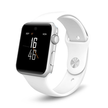 Smart Watch Clock Sync Notifier With Sim Card Sport Smart Health Smartwatch DM09 For iPhone Huawei