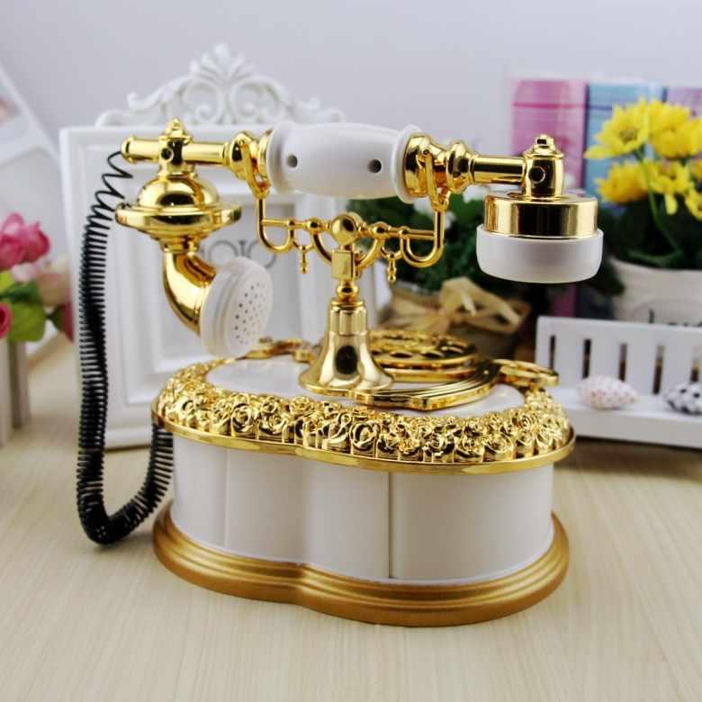 ファッションハート型電話オルゴール家の装飾クリエイティブジュエリーボックス装飾壁画ギフト工芸品