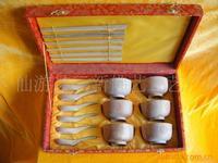 Поставка китайская утварь набор столовых приборов набор Коллекция значение стоимости посуда оптом