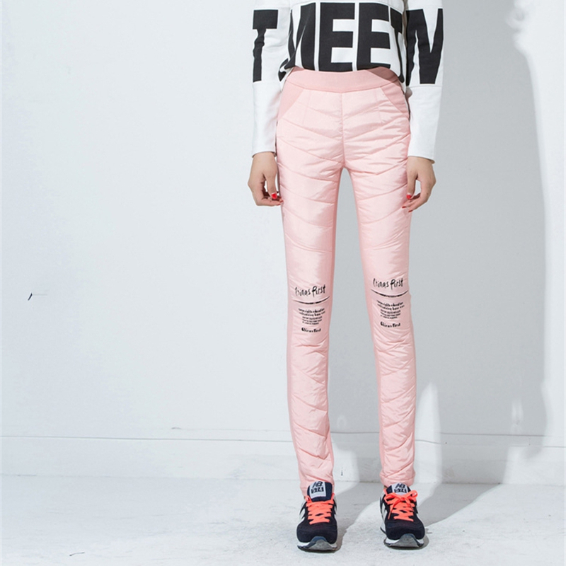 c30faa2f1808b ③New fashion ladies slim down pants Y33 - a693