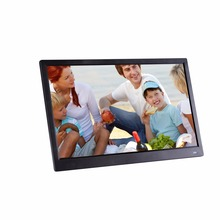 13 inch IPS HD full viewing angle support vertical and horizontal video player picture player digital photo frame digital album