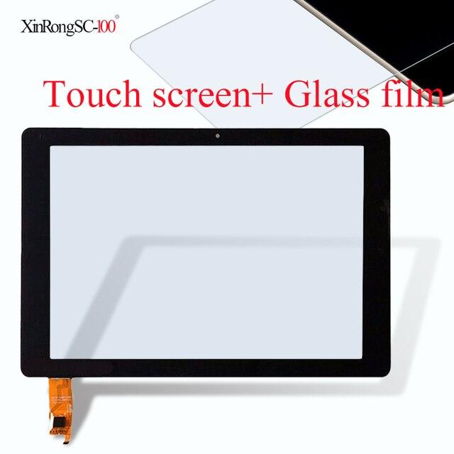 """الزجاج فيلم جديد ل 10.8 """"Chuwi HI10 زائد CWI527 اللمس شاشة تعمل باللمس لوحة محول الأرقام زجاج الاستشعار استبدال"""