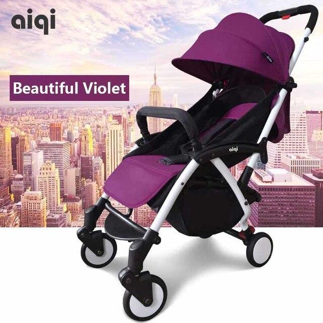 Легкие детские коляски для новорожденных, 5 цветов, вес 5.8 кг детские автомобильные коляски, очень удобные и комфортабельные