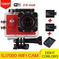Action Camera  Wifi 2.0 LTPS LED go pro camera mini cam recorder marine 30M underwater diving cam 1080P camera waterproof