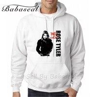 Babaseal Bad Wolf Fashion Print Graphic Hoodies Kpop Naruto Sweatshirt New Men American Flag Hoodie Dropshipping