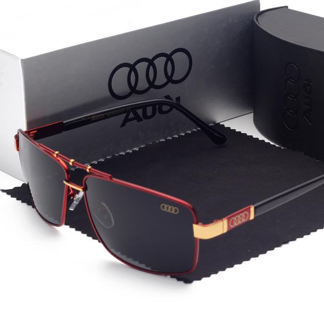 Alta Qualidade do Metal de Luxo Da Marca Dos Homens Polarizados Óculos De Sol Do Homem Óculos De Sol Motoristas Condução óculos de Sol Óculos oculos de sol masculino