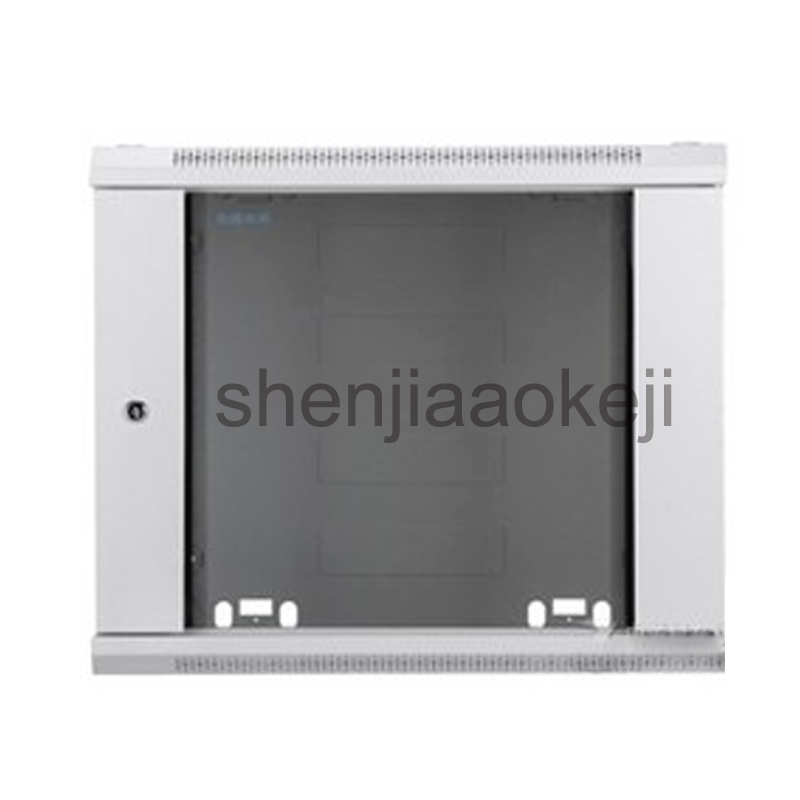 WM6409 Cold rolled steel 9U Wall Cabinet Wall Cabinet Wall-mounted exchange Cabinet Network Cabinets 1pc бра maytoni rive leaf h425 wl 01 g
