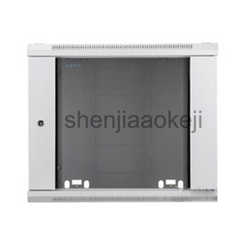 WM6409 Cold rolled steel 9U Wall Cabinet  Wall Cabinet Wall-mounted exchange Cabinet Network Cabinets  1pc