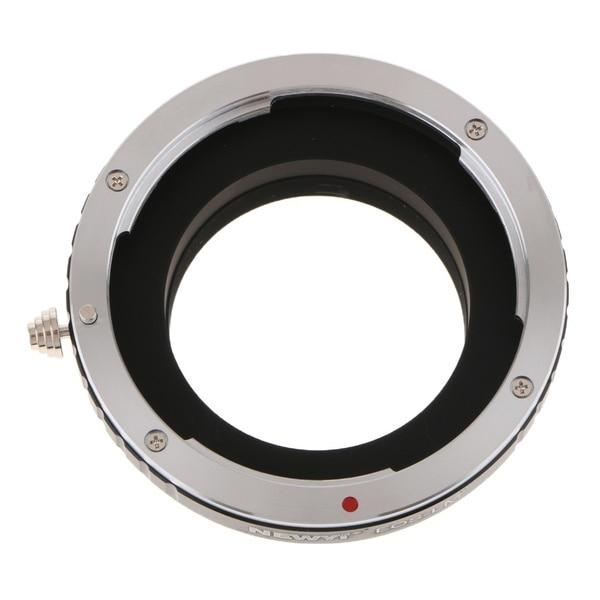 Image 5 - NEWYI адаптер для крепления объектива для Canon EOS EF объектив для Leica камера корпус TECHART LM EA7 объектив преобразователь камеры переходное кольцо-in Адаптер объектива from Бытовая электроника