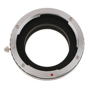 Image 5 - NEWYI Objektiv Mount Adapter für Canon EOS EF Objektiv Leica Kamera Körper TECHART LM EA7 kamera Objektiv Konverter Adapter Ring