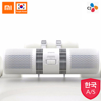 Xiaomi Smartmi Car Air Purifier Air Cleaner Freshener Health Humidifier 70m3/h Purifying PM 2.5 Detector Purifier Double Filter