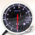White/Red LED 60mm Oil Pressure Gauge DEFI BF gauge