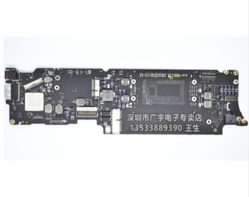 2015 jaar 820 00165 A/02 820 00165 Defecte Logic Board Voor reparatie 13 ''A1466 Moederbord reparatie|Chargers| |  -