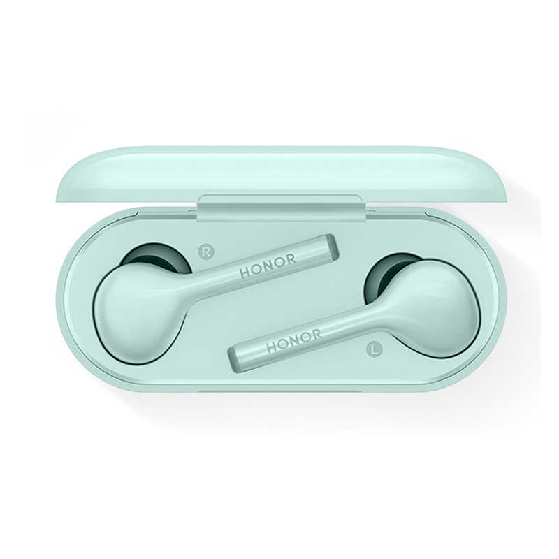 Huawei 社の名誉 Bluetooth 接続ダブルクリック制御マイク Flypods ユースヘッドセットアンドロイド ios 用