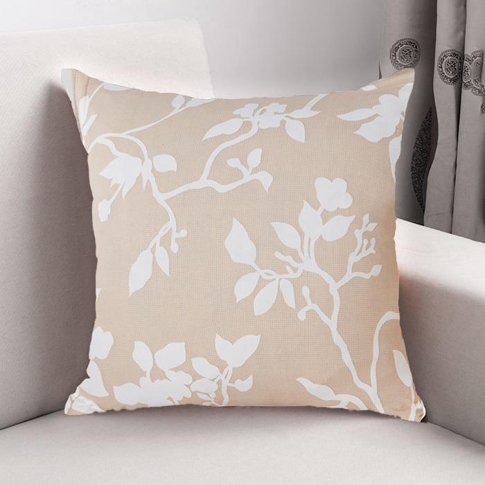45*45 cm patrón impreso funda de cojín funda de almohada Fundas de ...