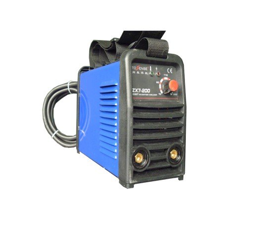 MMA welding machine Inverter DC IGBT ARC welder ZX7200 220v 200A