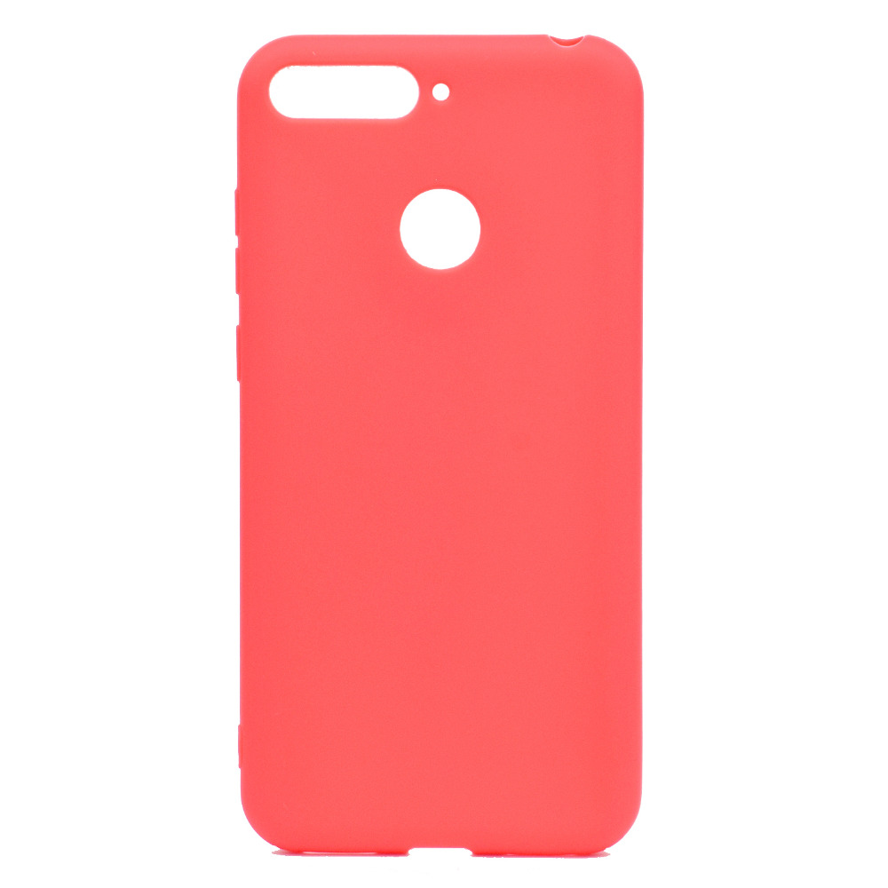 Silicone Cases on Huawei honor 7A Pro case Soft TPU Back Cover sFor Y6 2018 Huawei Honor 7A Pro Prime case Phone Case cover in Fitted Cases from Cellphones Telecommunications