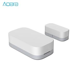 Image 3 - [Обновленный Verison ]AQara умный датчик для окон и дверей ZigBee, беспроводное подключение, многоцелевая работа с приложением Android IOS